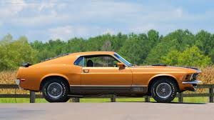 Mustang Mach One 1970 Ford Mustang Mach 1 Fastback F95 1 Kansas City 2016
