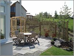 Patio Fence Ideas by Small Patio Fence Ideas U2013 Outdoor Ideas