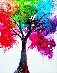 25 beautiful colorful watercolor paintings easy paintings diy