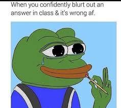 Pepe Meme - pepe confuesd meme by dank potato 123321 memedroid