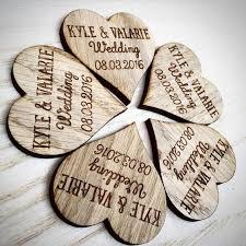 4cm wedding favors heart favors wooden hearts 16td u2013 manta makes