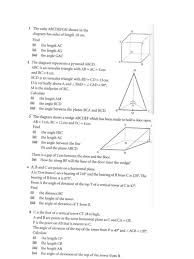 trigonometry in 3d by danbar1000 teaching resources tes