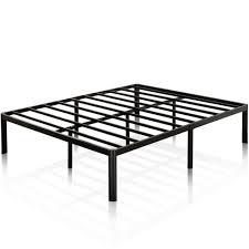 Support Bed Frame Zinus 16 Inch Metal Platform Bed Frame With Steel Slat Support