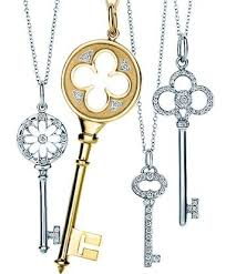 key shaped necklace images Unlocking the riddle of skeleton key necklaces collectors weekly jpg