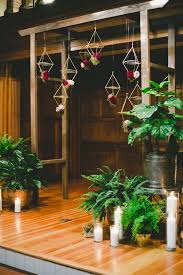 wedding unique backdrop 60 unique ways to use potted plants in your wedding backdrops