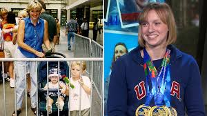 today show set katie ledecky on world records rio u2014 and her 1998 today visit as