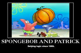 Spongebob Memes Patrick - spongebob and patrick demotivational by hispanicorca on deviantart