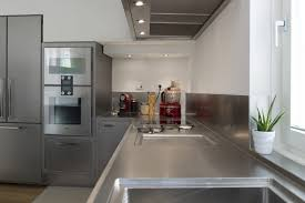 Industrial Kitchen Faucets Stainless Steel Kitchen Superb Industrial Look For Kitchens Industrial Kitchen