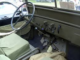 jeep dashboard 1943 willys mb jeep dashboard and steering wheel david van mill
