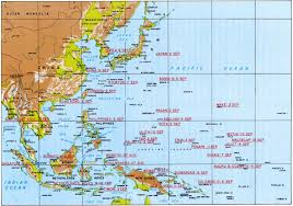 Map Of Okinawa Remembering Wwii In Maritime Asia Asia Maritime Transparency