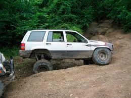 badass blue jeep bad grand cherokee pics post pirate4x4 com 4x4 and