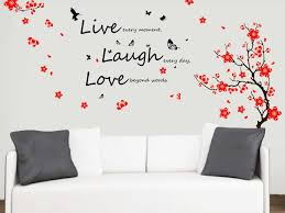 bedroom original floral blossom tree wall stickers cool features full size bedroom original floral blossom tree wall stickers cool features