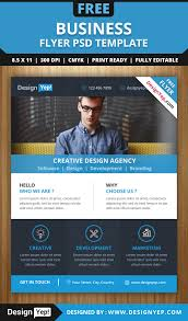 template for flyer free free business flyer psd template 6666 designyep free flyers