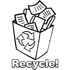 a hands on recycling lesson plan for kindergarten through third