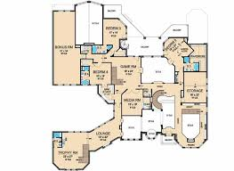 5 Bedroom House Plan by 533 Best Floor Plans Images On Pinterest Architecture House