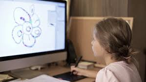 gray oral reading test sample report tests for dyslexia young girl taking a test by observing a computer screen and drawing what she sees