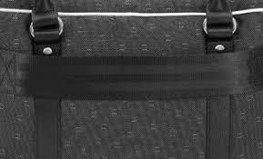 sacoche de bureau sacoche bureau homme 13 pouces rétro toile et cuir entre 2 rétros