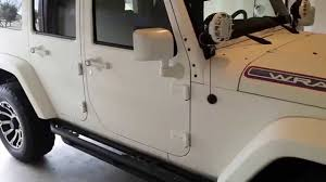 modified white jeep wrangler jeep wrangler jk diy custom interior u0026 exterior youtube