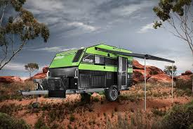 Rugged Outdoors Grid Lotus Caravan For The Rugged Outdoors