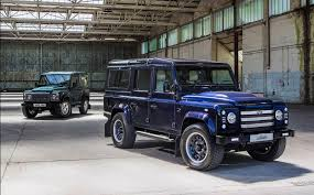 land rover defender 2017 6x6 je motorworks turns land rover defender into off road rod