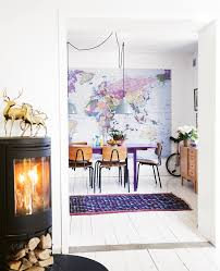 curate the look 5 world map wall murals