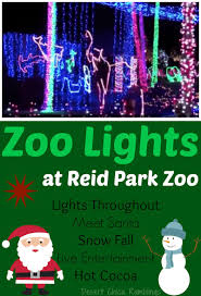 Zoo Lights Phoenix Zoo by Reid Park Zoo Lights Review Desert Chica