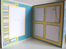 Photo Pages For Albums Best 25 Baby Boy Scrapbook Ideas On Pinterest Baby Scrapbook