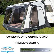 Outdoor Revolution Porch Awning Oxygen Compactairlite 340 Inflatable Caravan Awning You Can