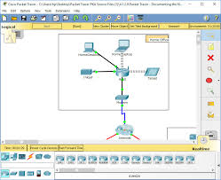tutorial completo de cisco packet tracer 1 1 2 9 4 1 2 9 packet tracer documenting the network instructions