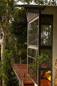 the u0027deck house u0027 in the forest architecture design decking and