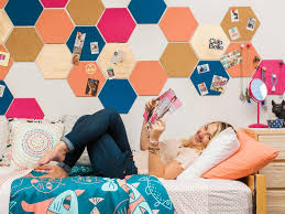 Wallpaper To Decorate Room 20 Totally Removable Dorm Room Decor Ideas Hgtv Crafternoon Hgtv