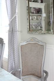 Cane Back Dining Room Chairs Maison Decor Gilding Is So French