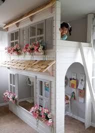 Best  Bunk Bed With Slide Ideas On Pinterest Unique Bunk Beds - Loft bunk beds kids