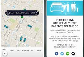 uber announces uberfamily pilot program in nyc to offer cars with
