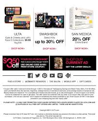 sephora thanksgiving sale ulta black friday 2017 sale u0026 deals blacker friday