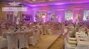 wedding flower centerpieces venues