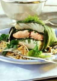 cuisiner des feuilles de blettes trois filets de poisson aux feuilles de blettes