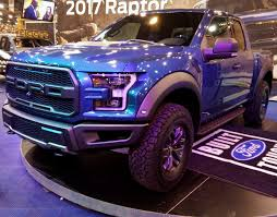 Ford Raptor Truck Camper - 2017 ford raptor makes its texas debut at the houston rodeo ford