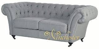 fabric chesterfield sofa grey 2 seater fabric chesterfield sofa