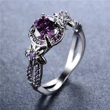 blue amethyst rings images Best amethyst band ring products on wanelo jpg