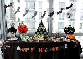 Halloween Home Decor Catalogs by Scary Halloween Dining Room Decor Our Cape On Cabot Road Candy