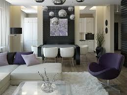 Purple Livingroom  Beauty Houses Purple Interior Designs - Purple living room decorating ideas