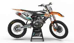 65cc motocross bikes lki ktm u0027lskd17 u0027 kit rival ink design co custom motocross graphics