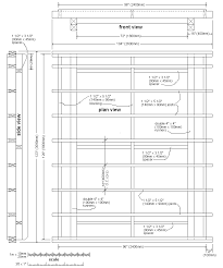 how to build a 10x10 storage shed page 13