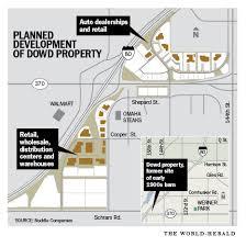 Auto Dealer Floor Plan 200 Million Development Plan For Land Off I 80 Includes Auto