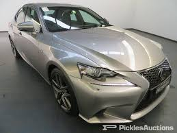 lexus sedan 2014 2014 lexus is350 pickles auctions australia