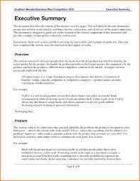 grant report template executive summary template docs free grant