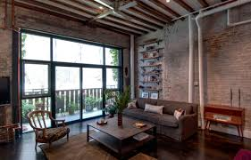 Industrial Living Room by 29 Eposed Brick Wall Ideas For Living Rooms U2039 Decor Love