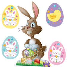 Easter Rabbit Decorations Uk by Easter Party Supplies And Decorations Partyrama
