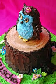Halloween Birthday Cakes For Adults Best 25 Owl Birthday Cakes Ideas On Pinterest Owl Cakes Owl